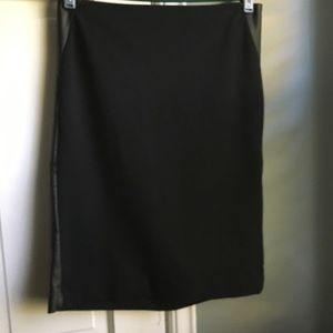 Liz Claiborne Black Pencil skirt